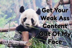 SEO Panda Penalty What Is It?