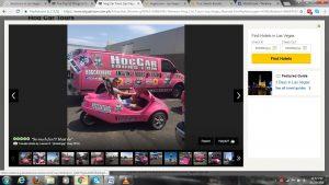 Hog Car Tour Las Vegas